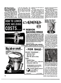 Maritime Reporter Magazine, page 45,  Apr 15, 1974