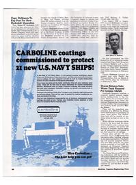 Maritime Reporter Magazine, page 47,  Apr 15, 1974
