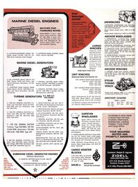 Maritime Reporter Magazine, page 56,  Apr 15, 1974