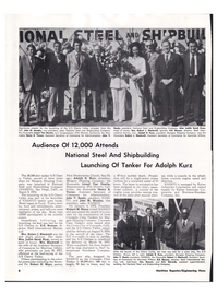 Maritime Reporter Magazine, page 4,  Apr 15, 1974