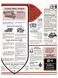 Maritime Reporter Magazine, page 58,  Apr 15, 1974