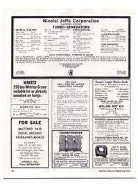 Maritime Reporter Magazine, page 59,  Apr 15, 1974