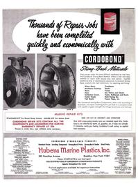 Maritime Reporter Magazine, page 3rd Cover,  Apr 15, 1974 California