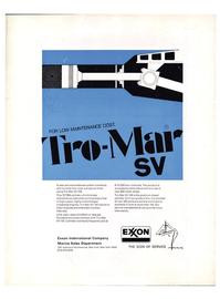Maritime Reporter Magazine, page 4th Cover,  Apr 15, 1974