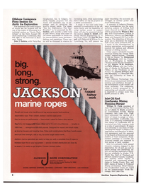 Maritime Reporter Magazine, page 6,  Apr 15, 1974