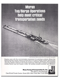 Maritime Reporter Magazine, page 9,  May 1974 petroleum products