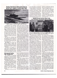 Maritime Reporter Magazine, page 10,  May 1974 east coast