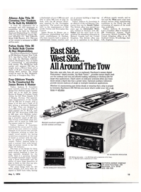Maritime Reporter Magazine, page 13,  May 1974