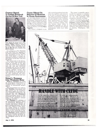 Maritime Reporter Magazine, page 23,  May 1974 Louisiana