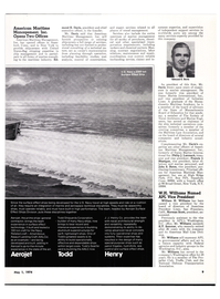 Maritime Reporter Magazine, page 7,  May 1974 California