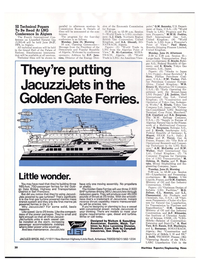 Maritime Reporter Magazine, page 17,  May 15, 1974