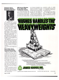 Maritime Reporter Magazine, page 22,  May 15, 1974