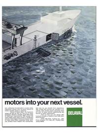 Maritime Reporter Magazine, page 24,  May 15, 1974 lube oil