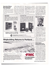 Maritime Reporter Magazine, page 27,  May 15, 1974