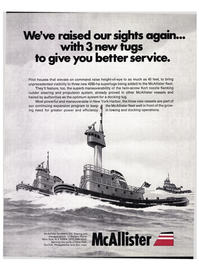 Maritime Reporter Magazine, page 1,  May 15, 1974