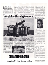Maritime Reporter Magazine, page 31,  May 15, 1974 New Jersey