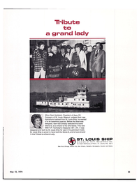 Maritime Reporter Magazine, page 34,  May 15, 1974