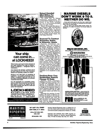Maritime Reporter Magazine, page 2,  May 15, 1974 Texas