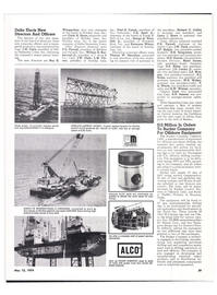 Maritime Reporter Magazine, page 38,  May 15, 1974