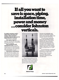 Maritime Reporter Magazine, page 39,  May 15, 1974 oil field operation