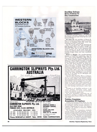Maritime Reporter Magazine, page 47,  May 15, 1974
