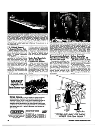 Maritime Reporter Magazine, page 49,  May 15, 1974