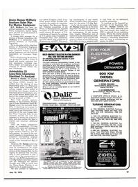 Maritime Reporter Magazine, page 50,  May 15, 1974 Pennsylvania