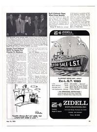 Maritime Reporter Magazine, page 52,  May 15, 1974 Oregon