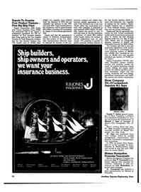 Maritime Reporter Magazine, page 12,  Jun 1974