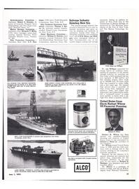 Maritime Reporter Magazine, page 15,  Jun 1974