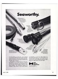 Maritime Reporter Magazine, page 17,  Jun 1974