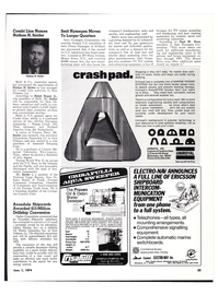 Maritime Reporter Magazine, page 21,  Jun 1974