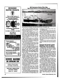 Maritime Reporter Magazine, page 22,  Jun 1974