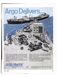 Maritime Reporter Magazine, page 23,  Jun 1974