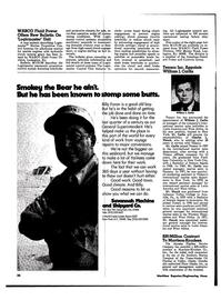 Maritime Reporter Magazine, page 26,  Jun 1974