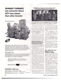 Maritime Reporter Magazine, page 31,  Jun 1974