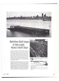 Maritime Reporter Magazine, page 32,  Jun 1974