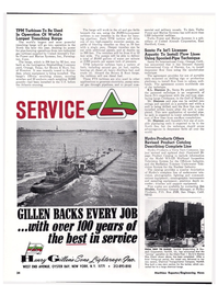 Maritime Reporter Magazine, page 33,  Jun 1974