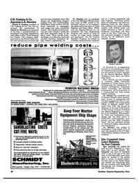 Maritime Reporter Magazine, page 37,  Jun 1974
