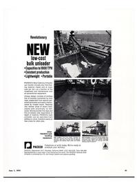 Maritime Reporter Magazine, page 40,  Jun 1974
