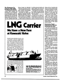 Maritime Reporter Magazine, page 41,  Jun 1974