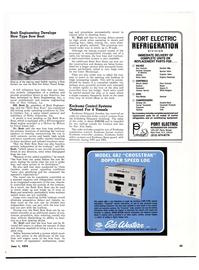 Maritime Reporter Magazine, page 44,  Jun 1974