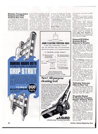 Maritime Reporter Magazine, page 47,  Jun 1974
