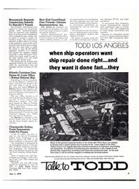 Maritime Reporter Magazine, page 3,  Jun 1974
