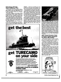 Maritime Reporter Magazine, page 49,  Jun 1974