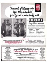 Maritime Reporter Magazine, page 3rd Cover,  Jun 1974