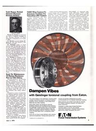 Maritime Reporter Magazine, page 7,  Jun 1974