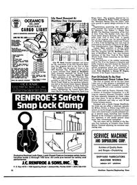 Maritime Reporter Magazine, page 10,  Jul 1974