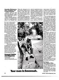Maritime Reporter Magazine, page 16,  Jul 1974