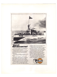 Maritime Reporter Magazine, page 2nd Cover,  Jul 1974